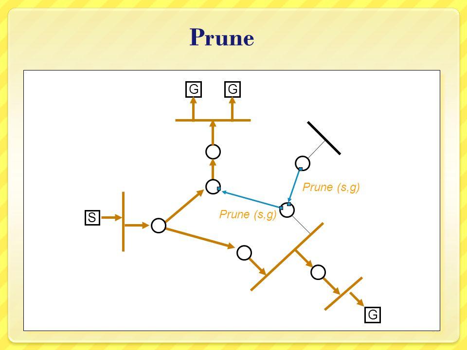 30 Prune GG S Prune (s,g) G
