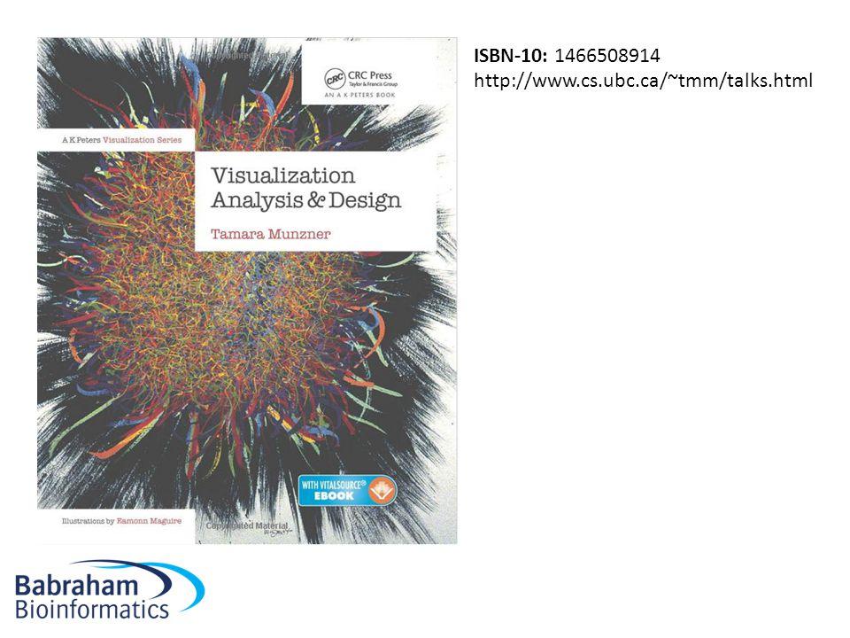 ISBN-10: 1466508914 http://www.cs.ubc.ca/~tmm/talks.html