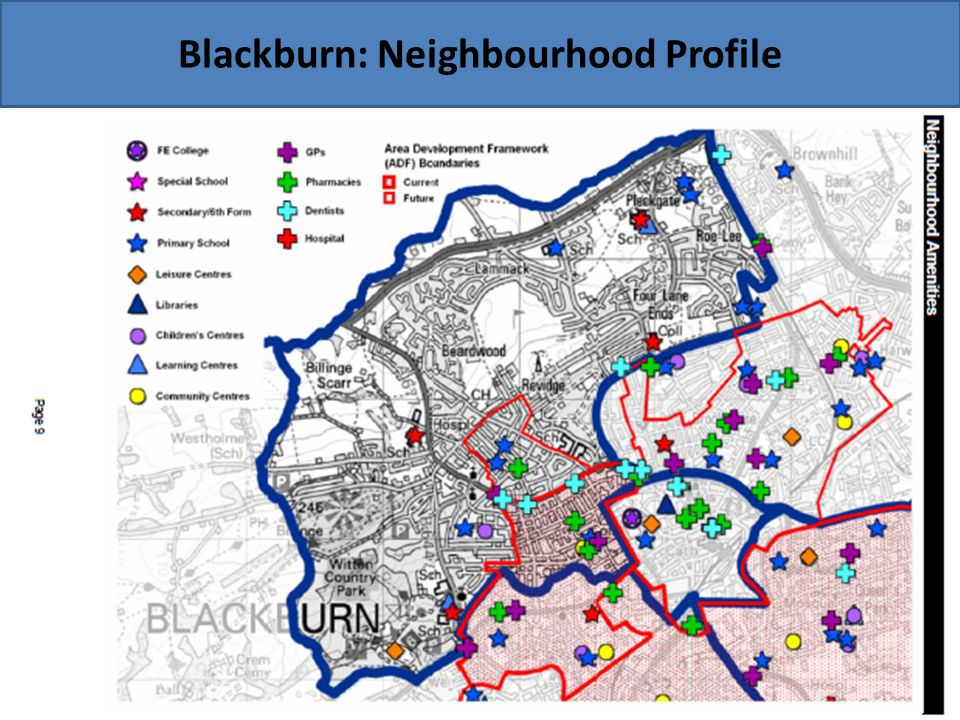 Blackburn: Neighbourhood Profile