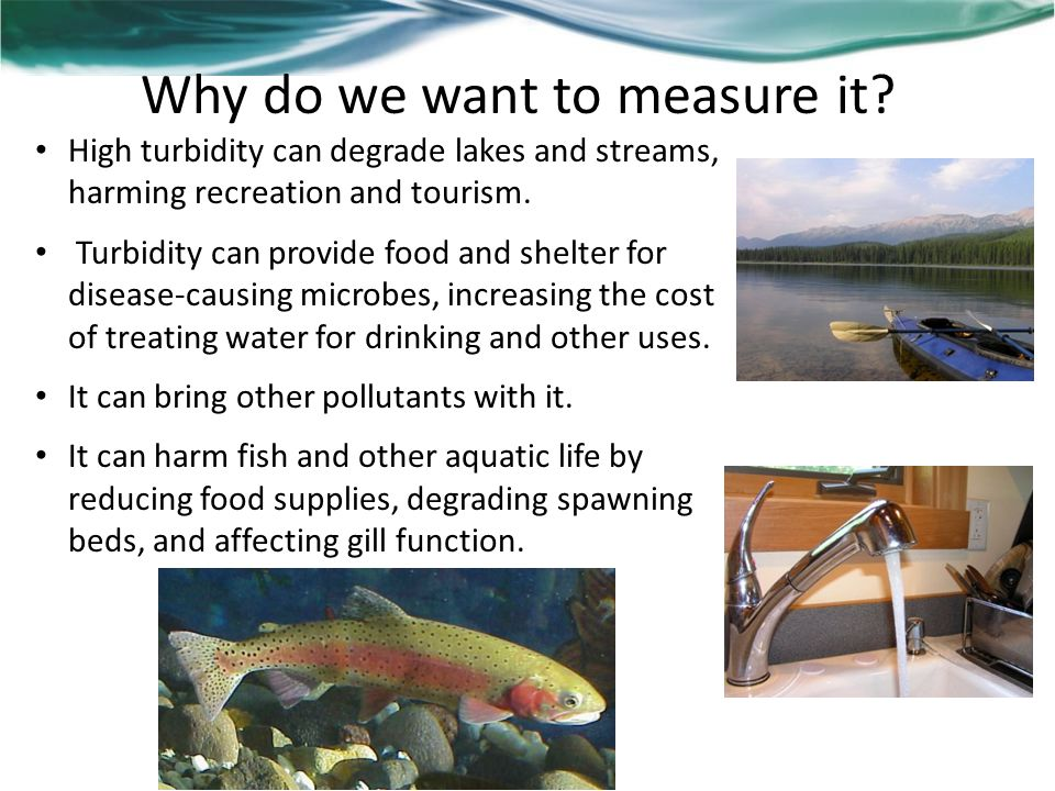 Why do we want to measure it.