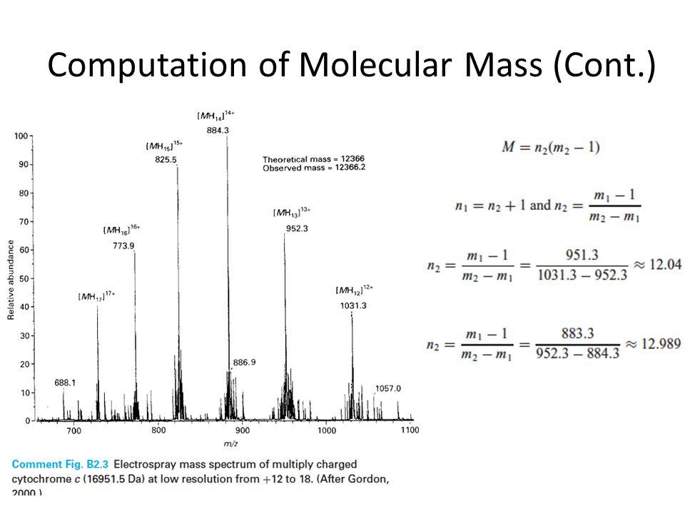 Nucleotide Masses NucleotideAbbreviationMolecular Mass (Da) AdenineA 135.127099 ThymineT126.113620 CytosineC111.102282 GuanineG151.126504 UrasilU 112.087003