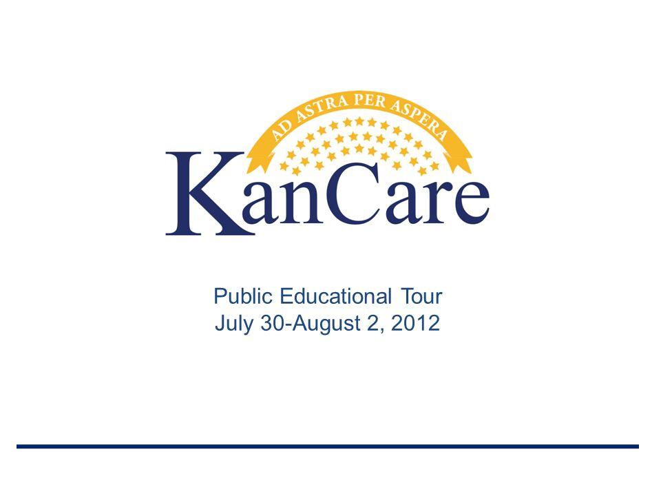Public Educational Tour July 30-August 2, 2012