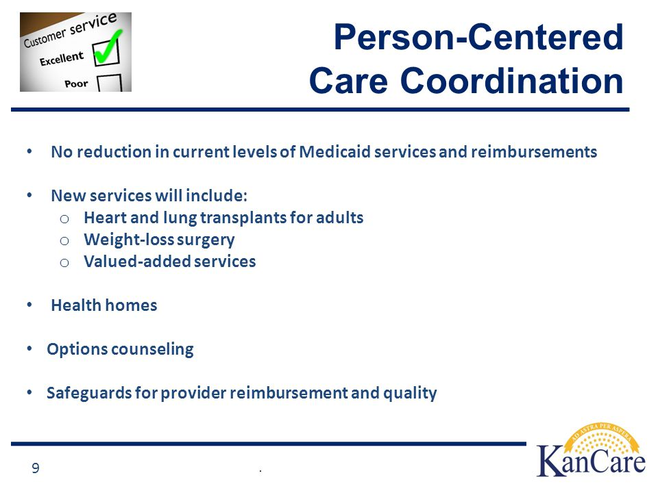 Person-Centered Care Coordination.