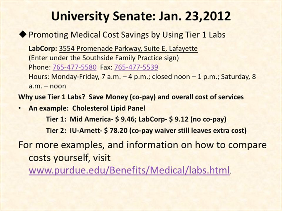 University Senate Jan 23, 2012  Trimester PROPOSAL- Excerpts from an email message from Pres.