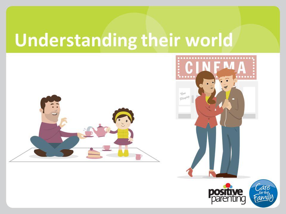 Understanding their world