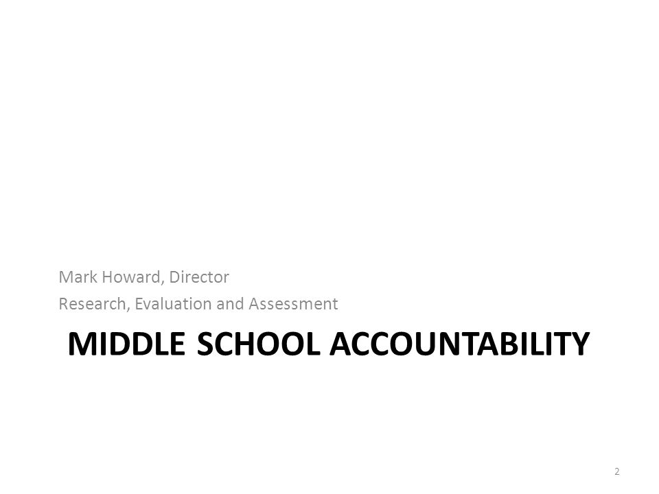How many changes to the FDOE Accountability system in 2012.