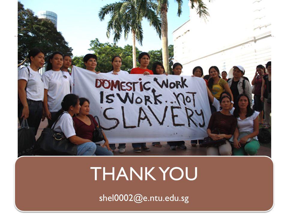 THANK YOU shel0002@e.ntu.edu.sg