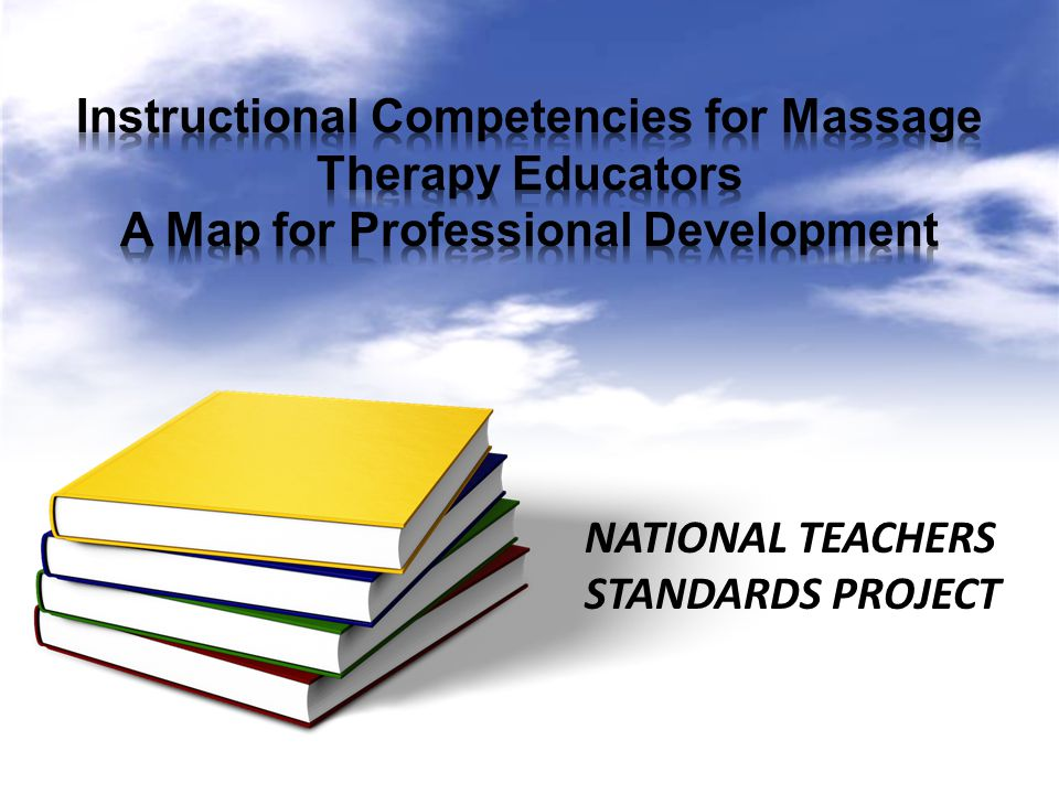 NATIONAL TEACHERS STANDARDS PROJECT