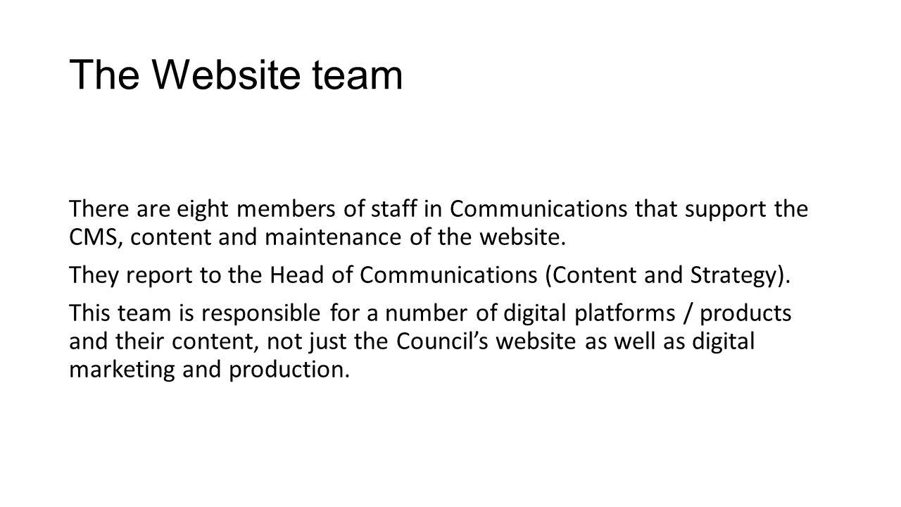 1 x Digital Services Manager – Grade 9.