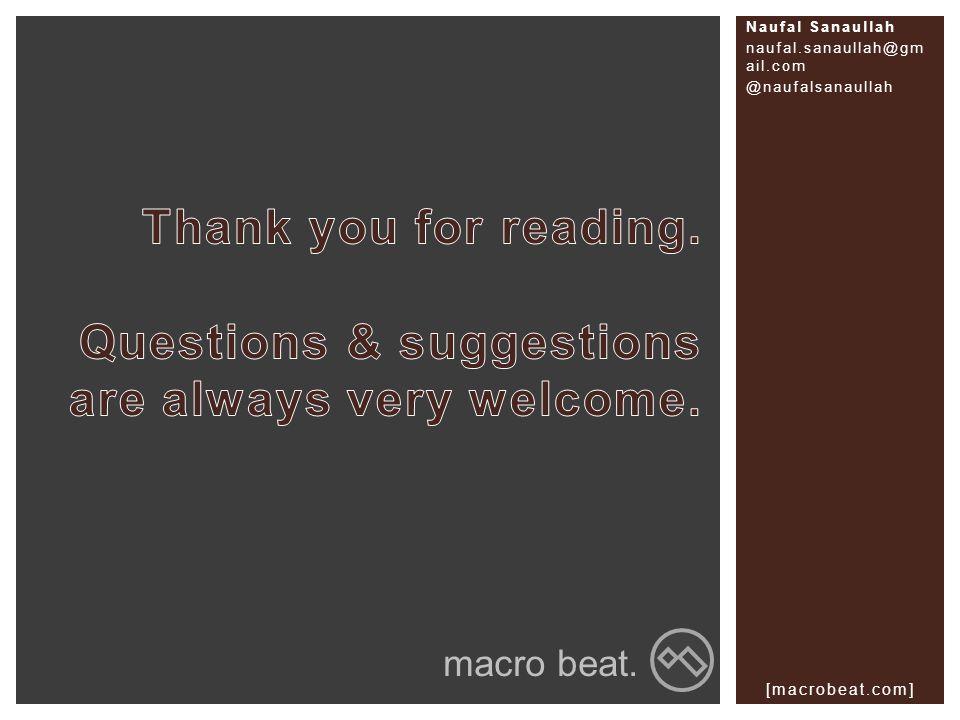 Naufal Sanaullah naufal.sanaullah@gm ail.com @naufalsanaullah [macrobeat.com] macro beat.