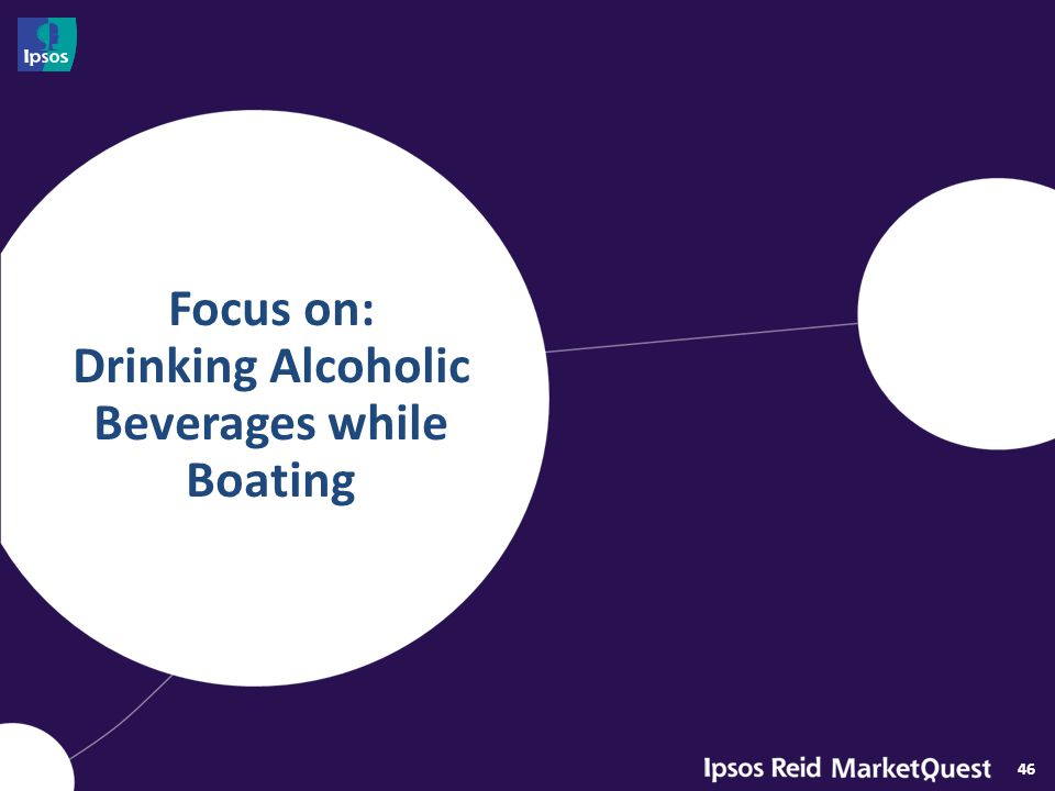 46 Focus on: Drinking Alcoholic Beverages while Boating
