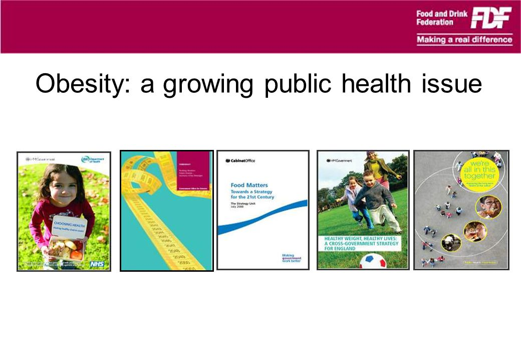 Public health is a top political priority