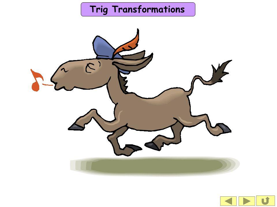 Trig Transformations