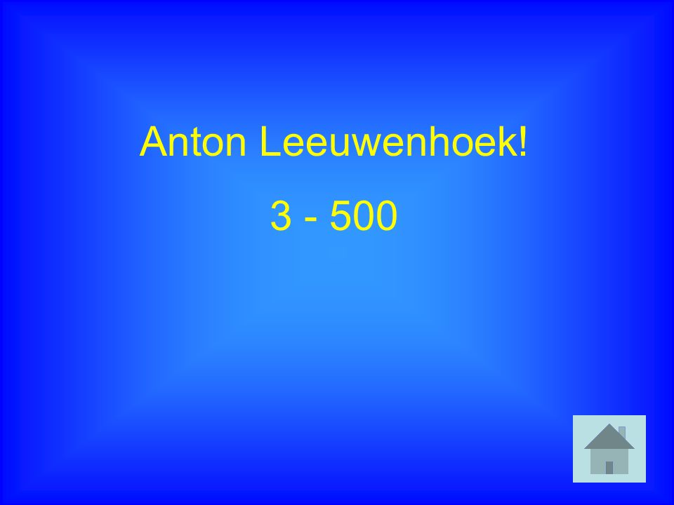 Anton Leeuwenhoek! 3 - 500