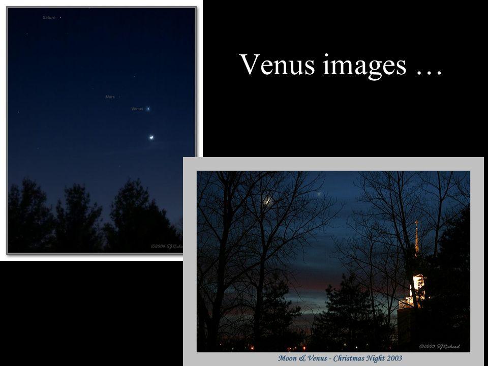 Venus images …