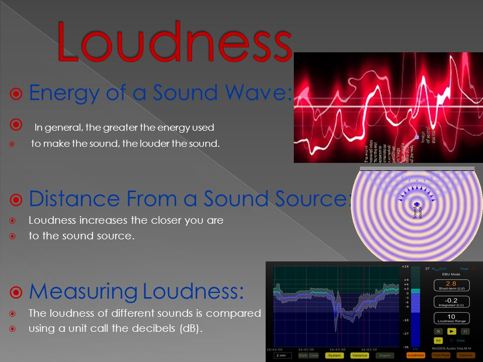  Sound quality is a blend tones.
