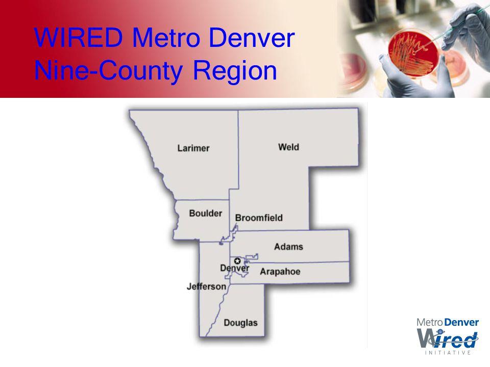 WIRED Metro Denver Nine-County Region