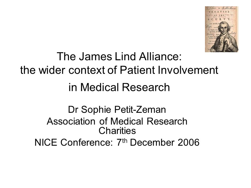 What's all this about.What does Patient Involvement in research mean.