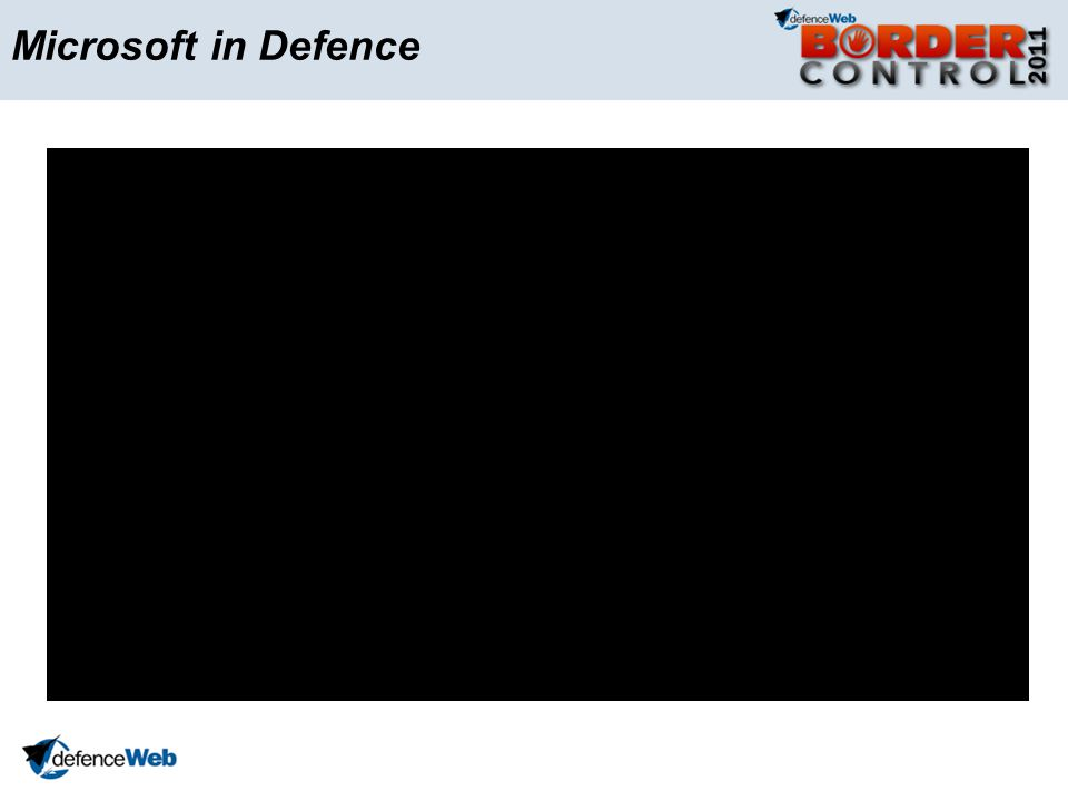Microsoft in Defence
