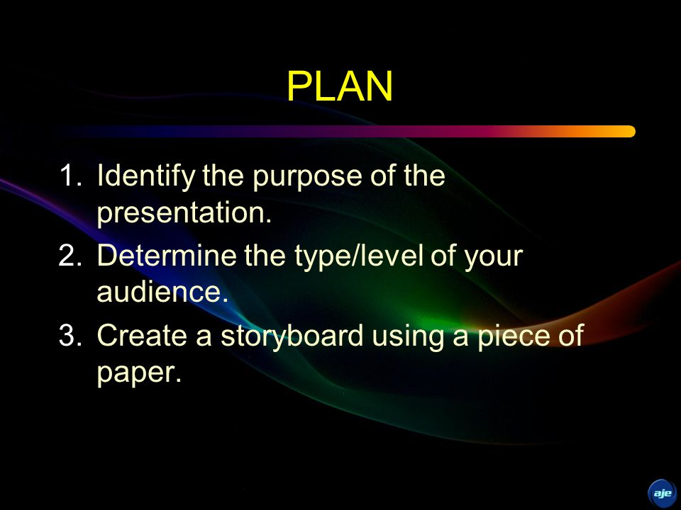 Creating an effective slide presentation can seem like an overwhelming task.