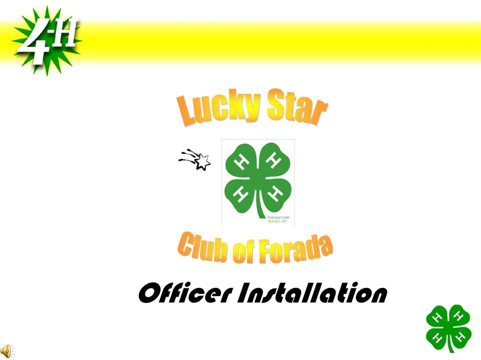 Officer Installation