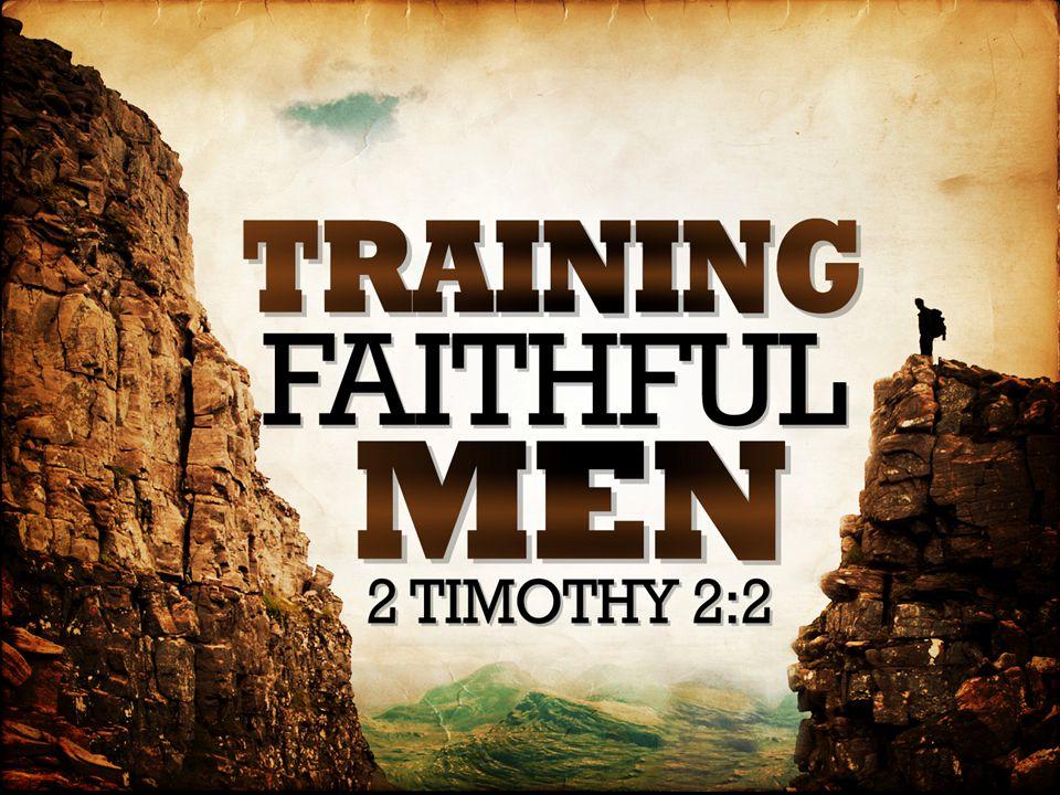Training Faithful Preachers