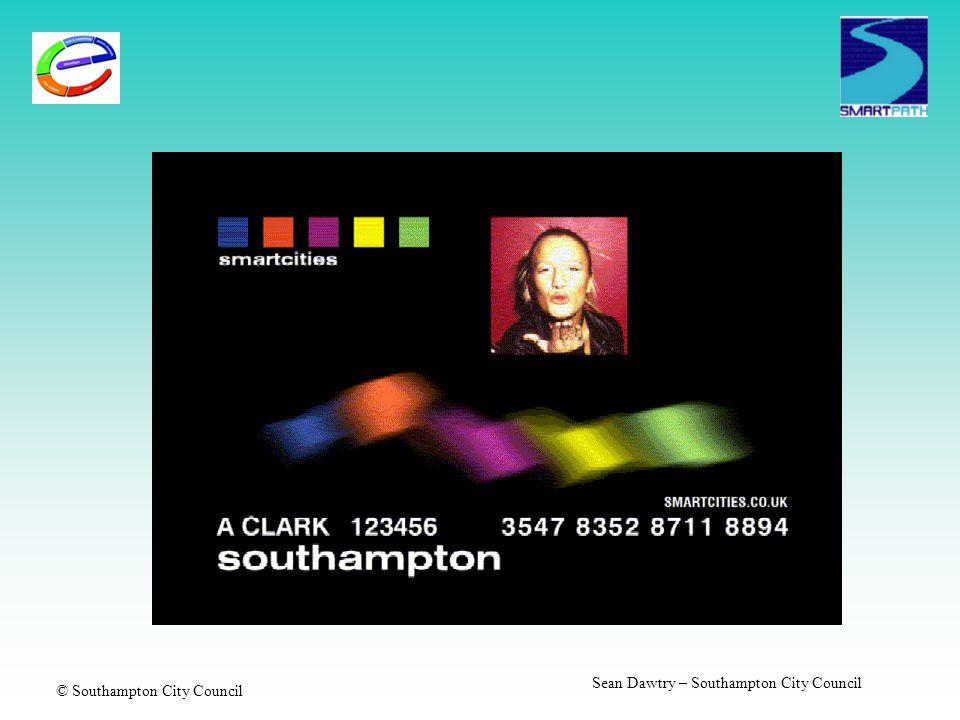 © Southampton City Council Sean Dawtry – Southampton City Council