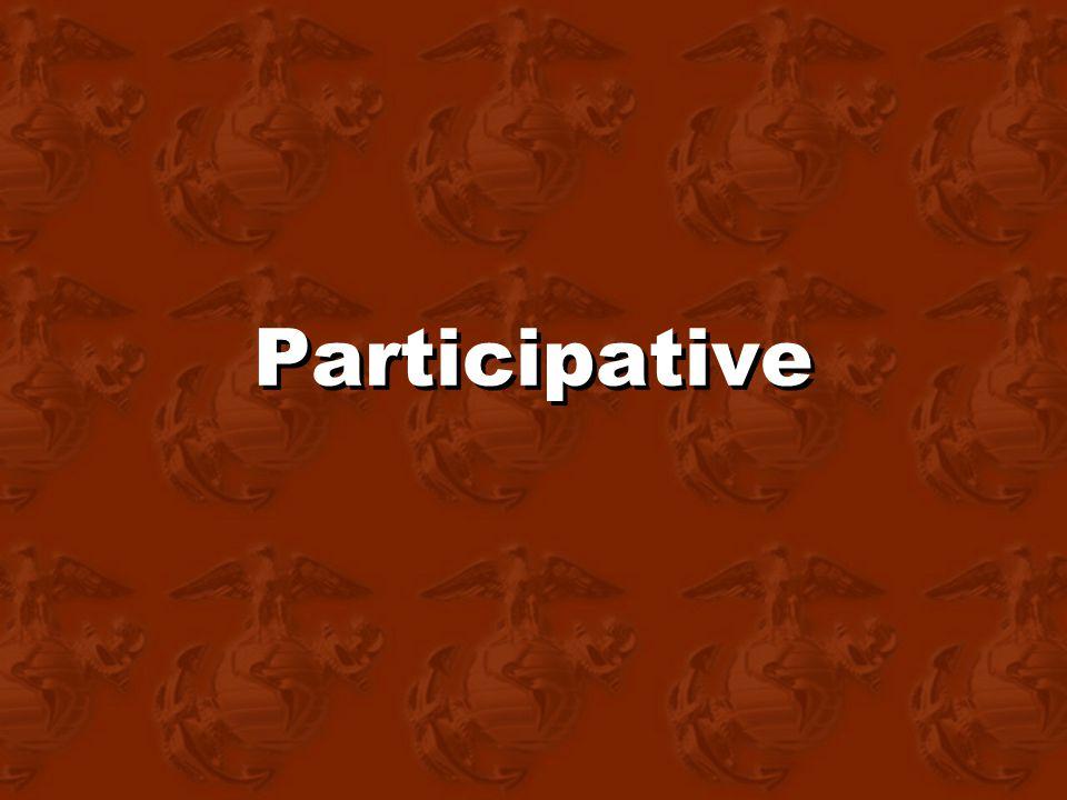 Participative