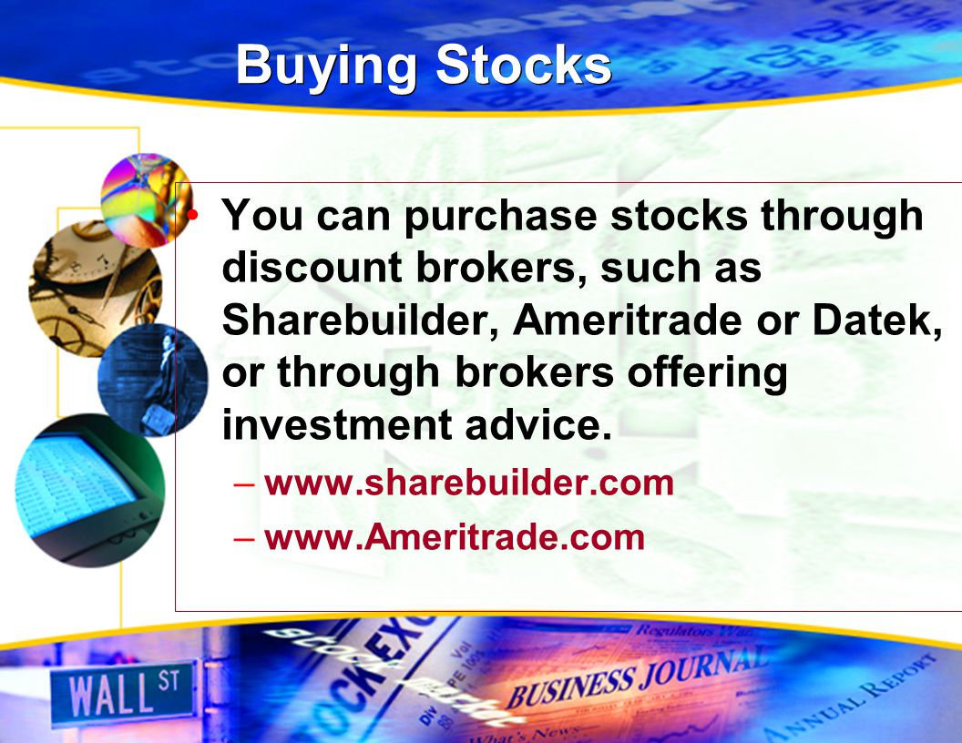 Buying Stocks Sector funds invest in specific areas, such as technology, real estate, energy, pharmaceuticals, etc.