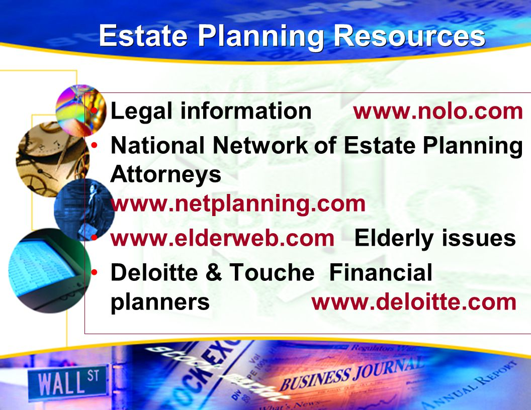 Retirement Resources www.quicken.com/retirement/planner Vanguard Group—IRA's, etc.