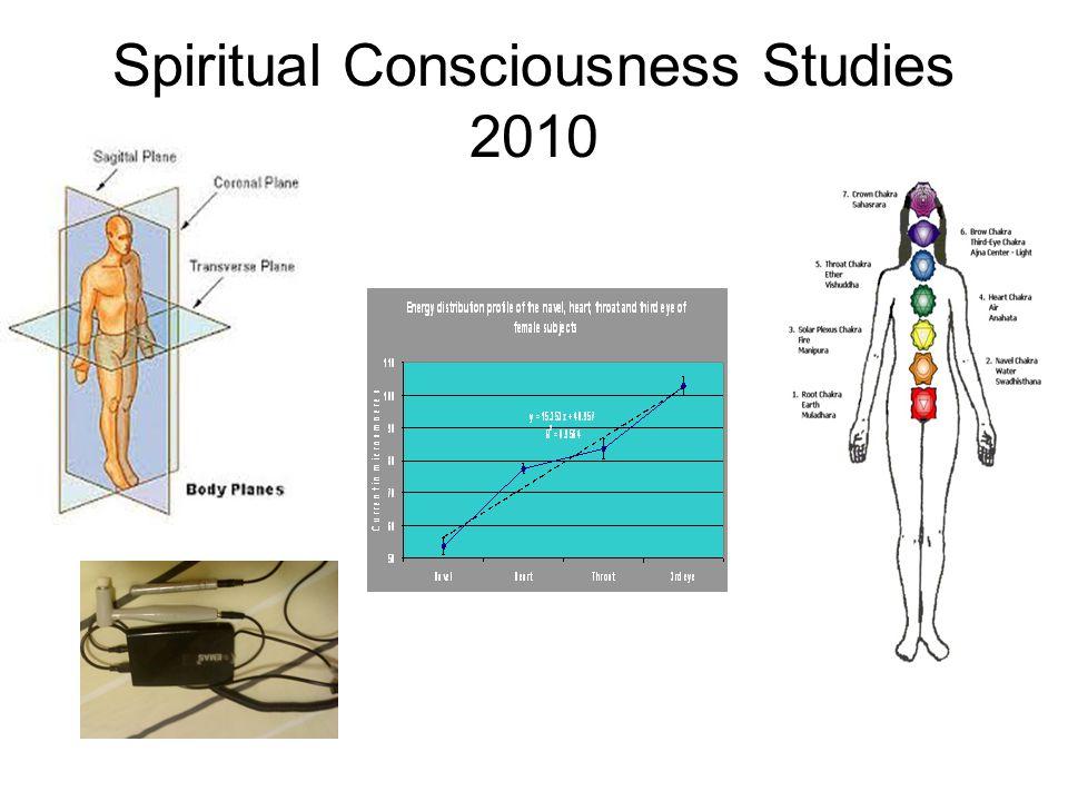 Spiritual Consciousness Studies 2010