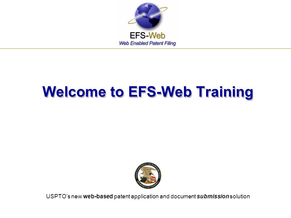 USPTO's new web-based patent application and document submission solution PDF Validation