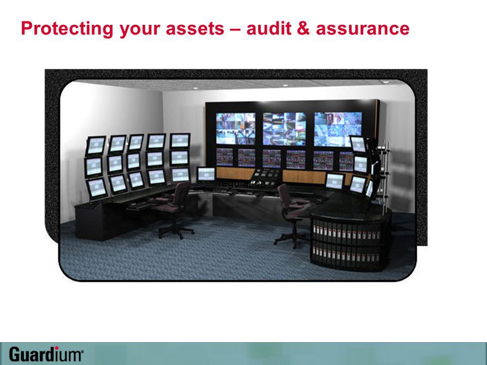 regulation Protecting your assets – audit & assurance