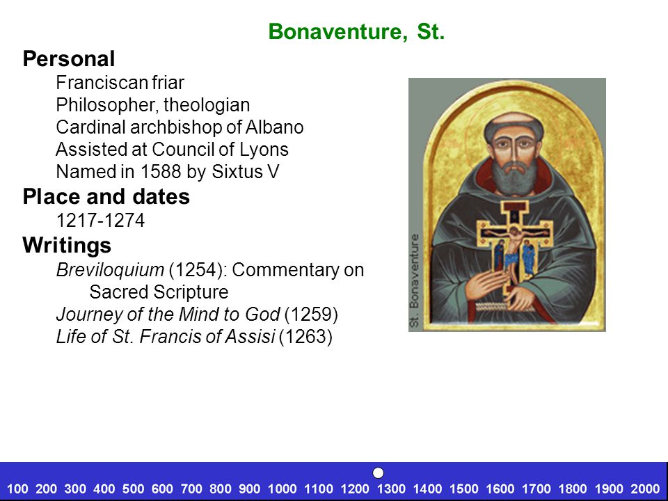 Thomas Aquinas, St.