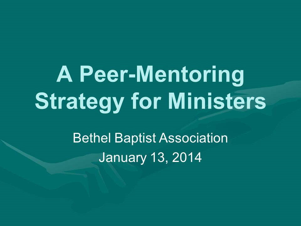 Goals for Priority #3 (cont'd): Providing Training and Tools f) f)By February 15, 2014, develop a working bibliography of good spiritual leadership and pastoral formation resources which mentoring pairs can utilize to supplement their conversations.