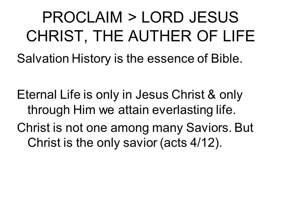 So What is KERYGMA .EN. 22. (Pope Paul the 6 th.