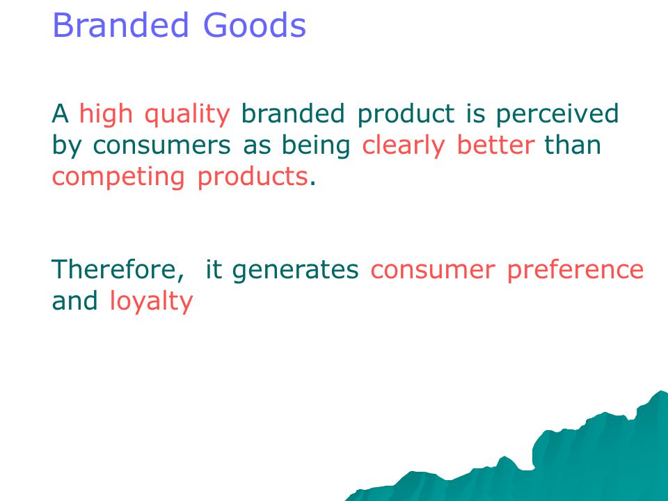 Brand management issues. A strong brand is the most valuable asset (property, plus) of successful companies. Brands are assets because, when properly