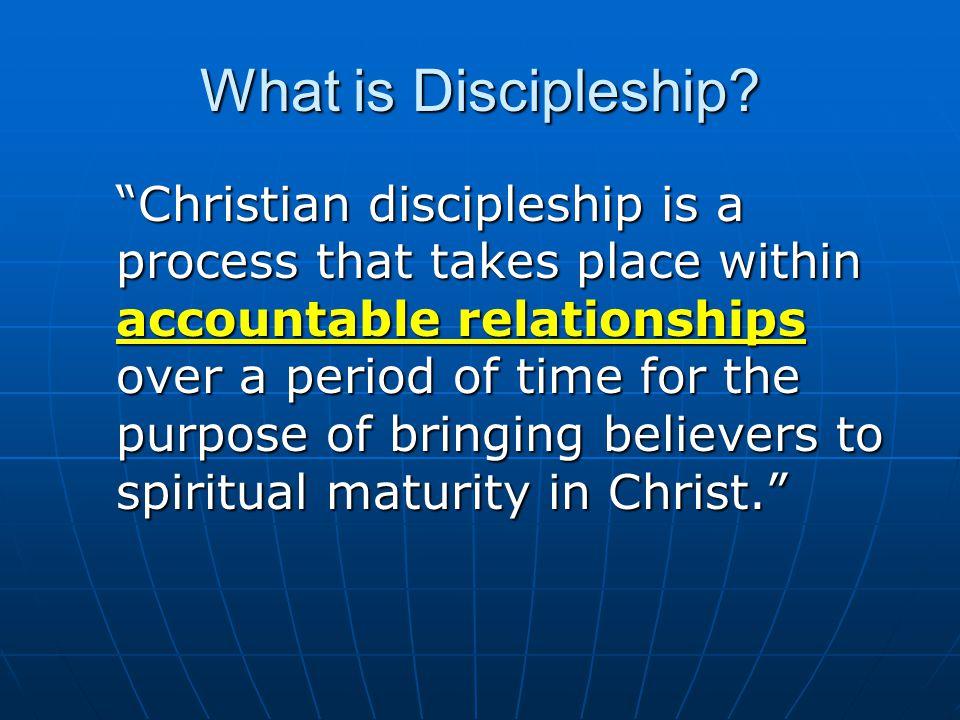  Discipleship Training gently facilitates a right hand column thinking & mindset CONVERT DISCIPLE DECISION SPIRITUAL FORMATION PROGRAM PROCESS INFORMATION TRANSFORMATION FAST SLOW