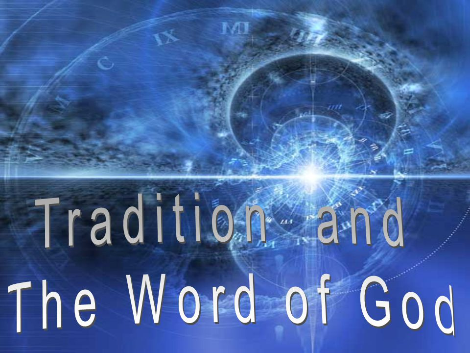 The Word of God is not wholly contained in the Bible.
