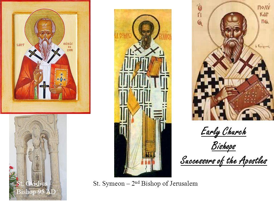 St. Symeon – 2 nd Bishop of JerusalemSt.
