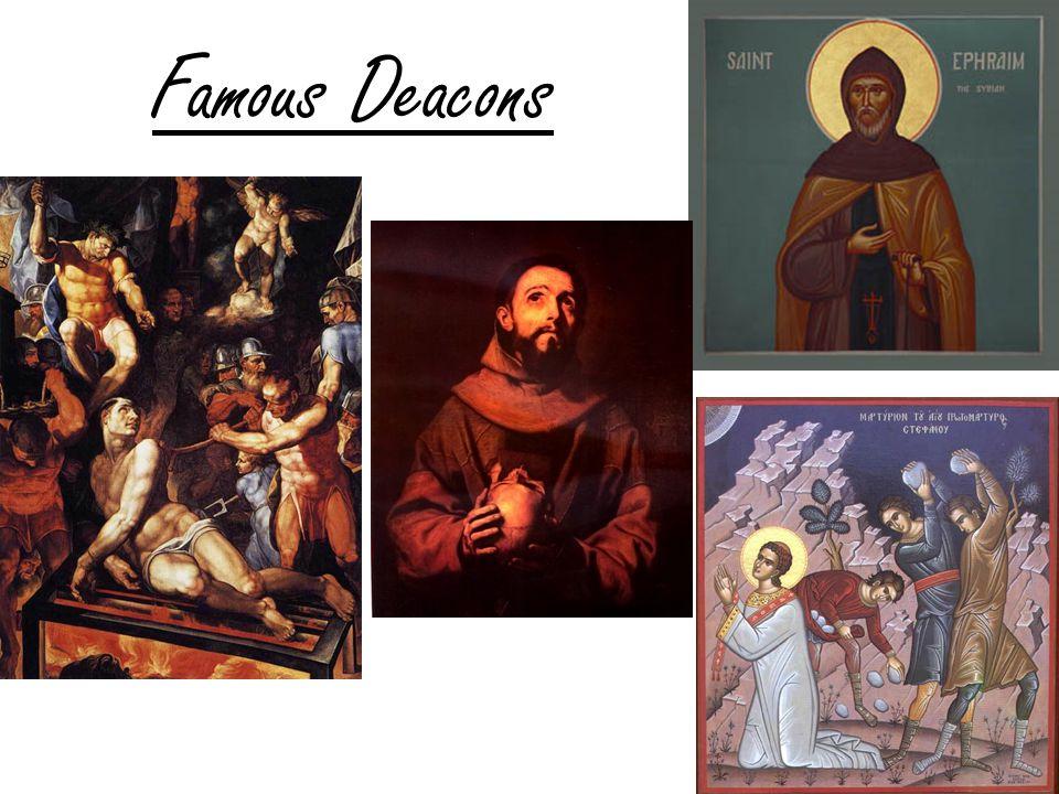 Famous Deacons