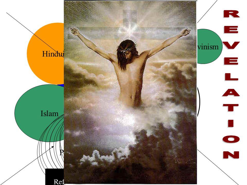 Catholic Church Truth Subsists Hinduism Islam Orthodoxy Protestantism Judaism Reform/Conservative/Orthodox and Hasidic Protestantism Buddhism Gavinism