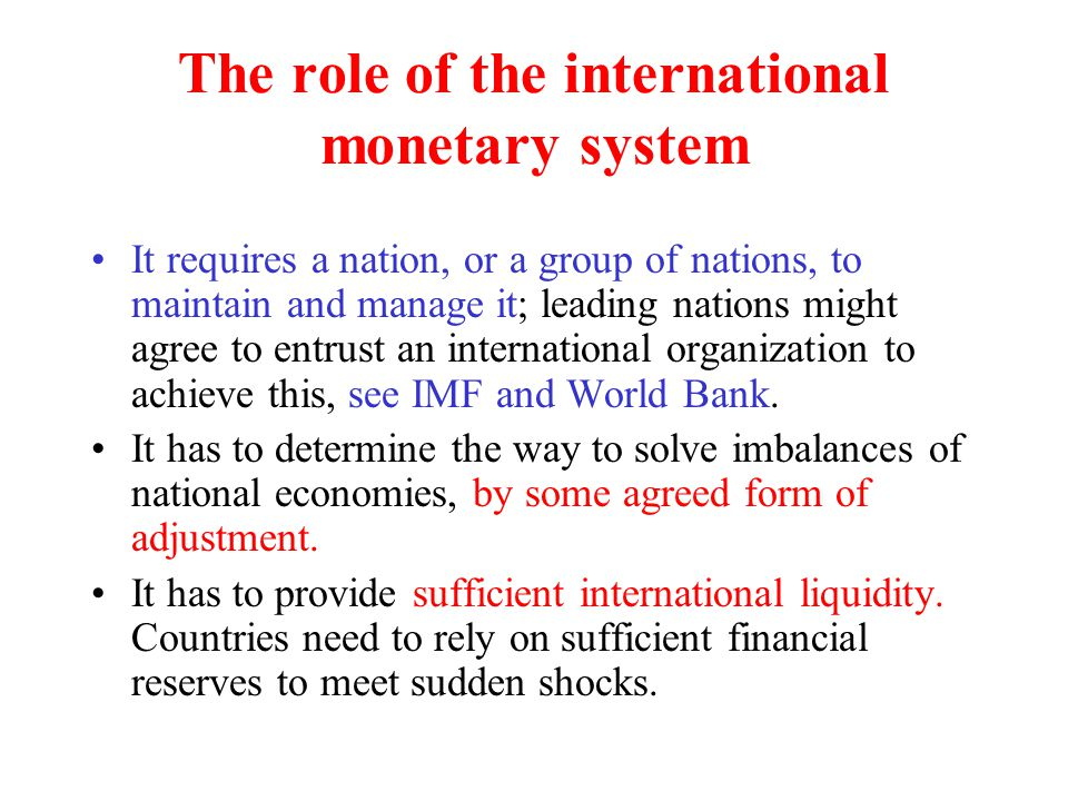 Debates and recriminations Was the IMF prescription correct.