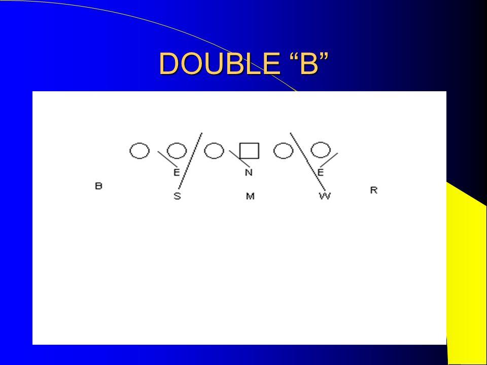 "DOUBLE ""B"""