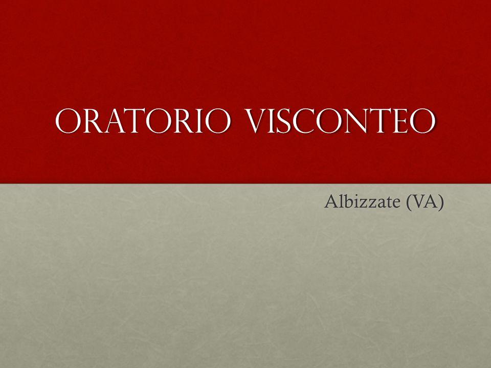 Oratorio visconteo Albizzate (VA)