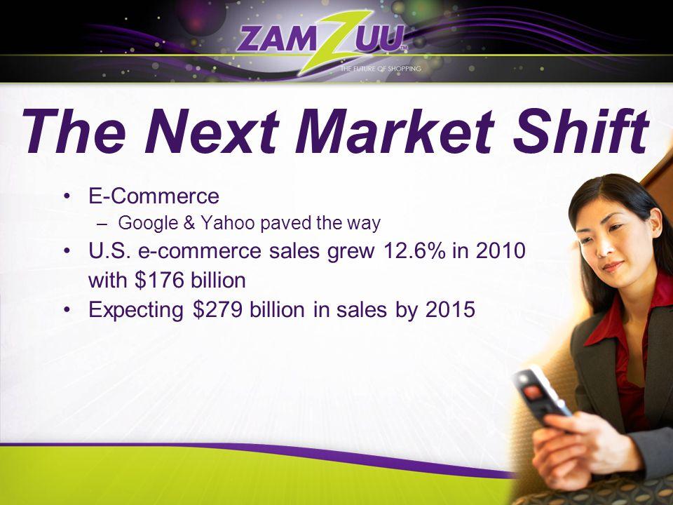 E-Commerce –Google & Yahoo paved the way U.S.