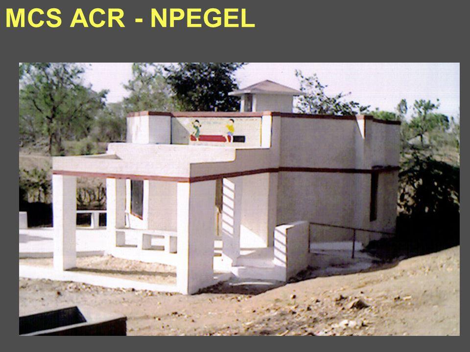 MCS ACR - NPEGEL