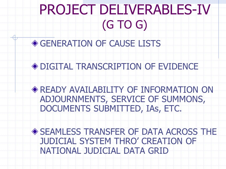SITE PREPARATION COMPUTER ROOM/JUDICIAL SERVICE CENTRE, AC, LAN, WAN AND POWER BACK UP HIGH COURTS REQUESTED TO SELECT EXECUTING AGENCY & SUPERVISE TECH SPECS & GUIDELINES SENT TO STATE INFORMATICS OFFICERS OF NIC CENTRALIZED EMPANELMENT OF VENDORS FOR NETWORKING EQUIPMENT, AC, DG SETS, ETC AWAITED