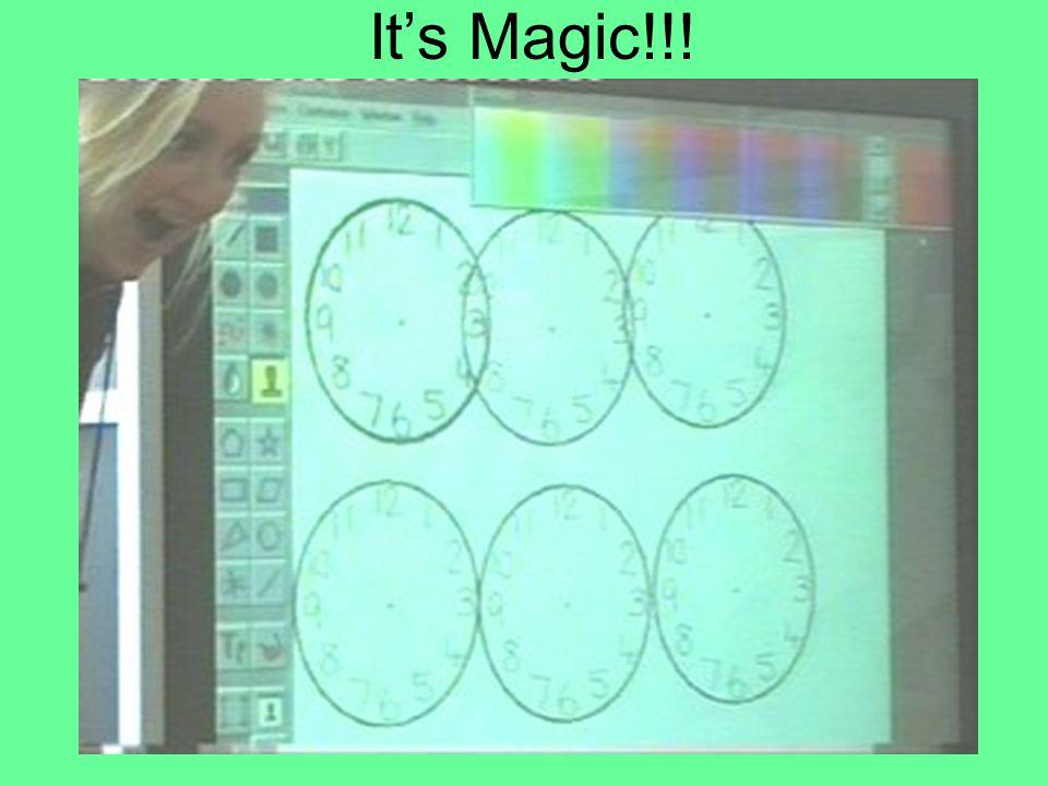 It's Magic!!!