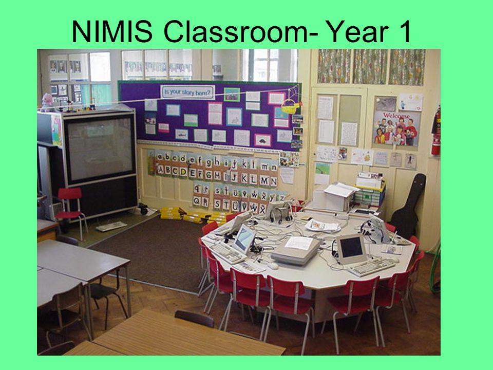 NIMIS Classroom- Year 1